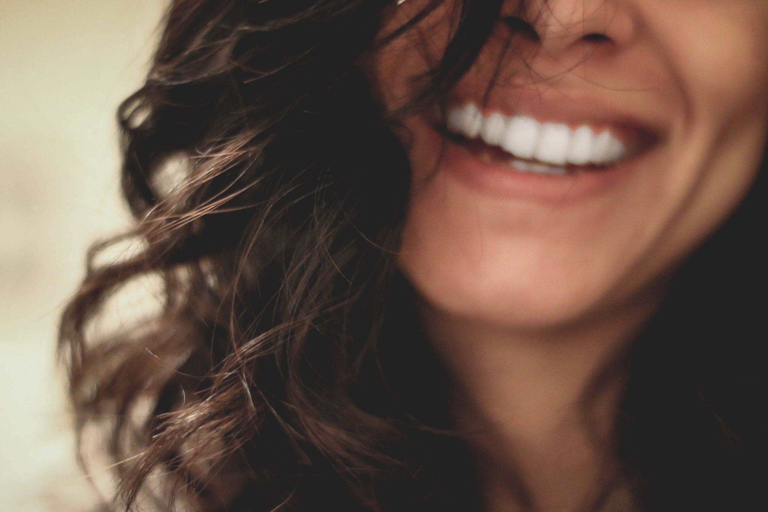 antes de realizarse un blaqueamiento dental