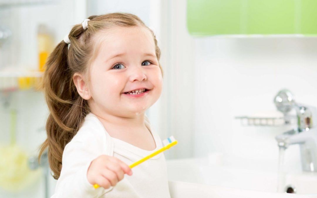 ¿Cómo prevenir las caries en niños?