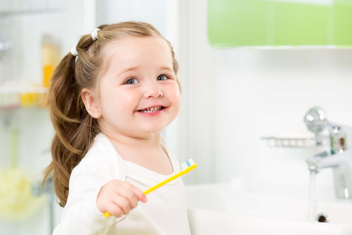prevenir las caries en niños