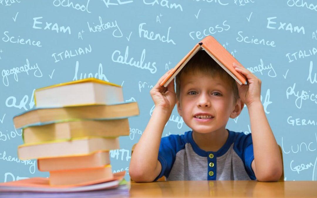 ¿Cuáles son los problemas del lenguaje más comunes en los niños?