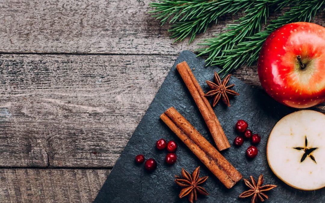 postres saludables para navidad