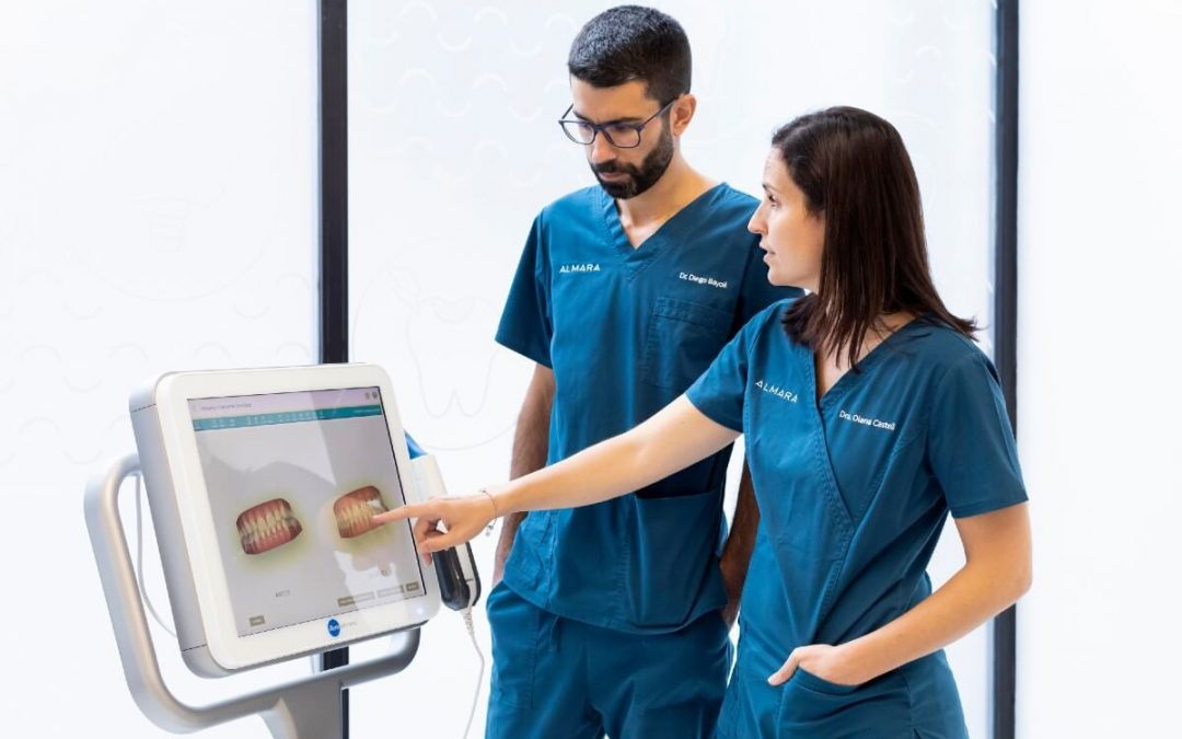 escáner intraoral en Madrid