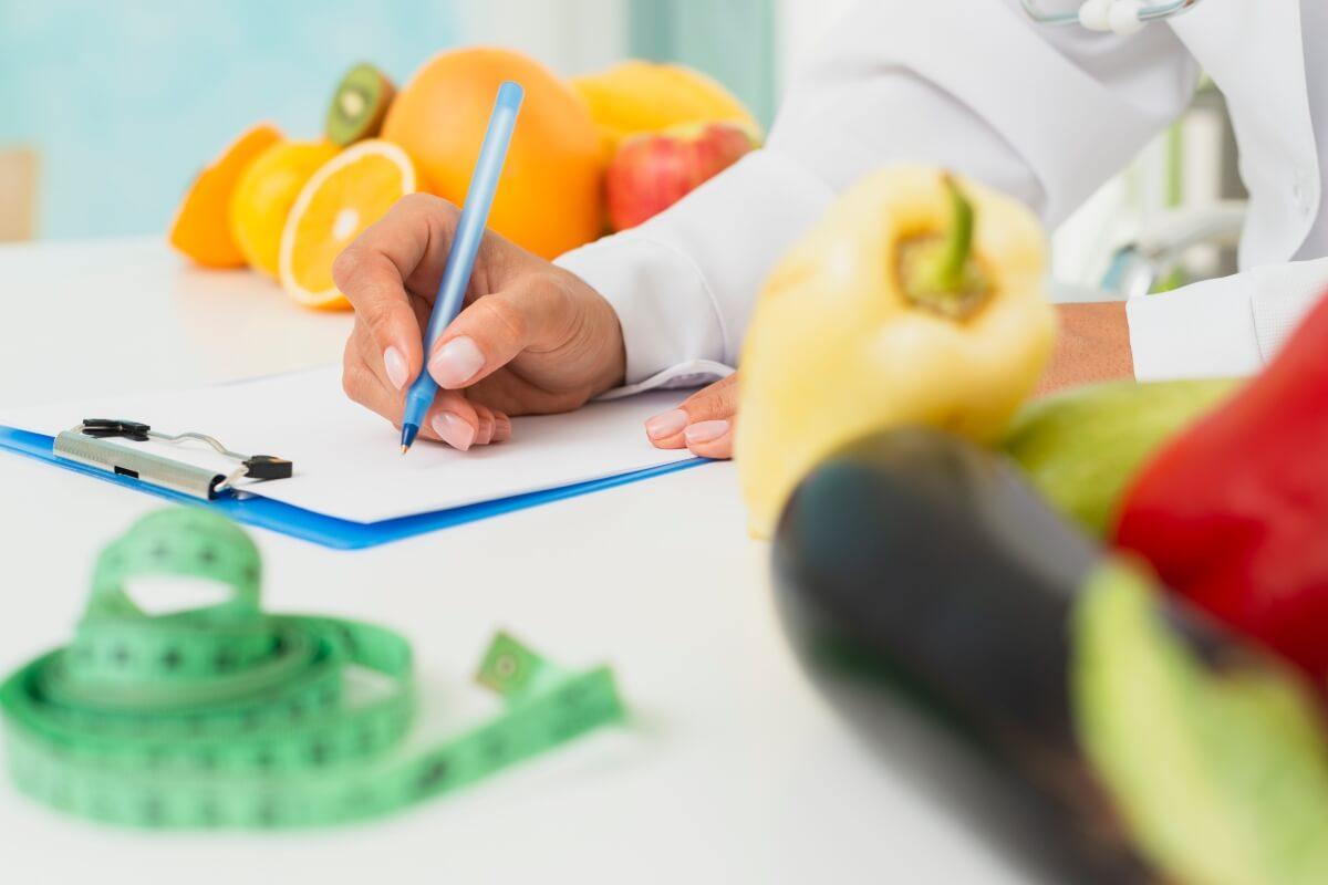 Nutricionista en Legazpi